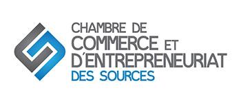Chambre de commerce et d'entreprenariat des sources