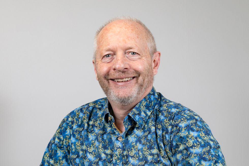 Louis Simard, conseiller stratégique et agent de liaison