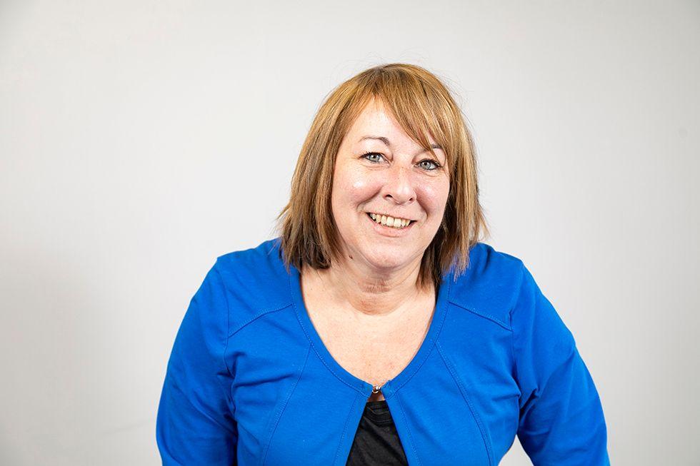 Sonia Boucher, conseillère en emploi